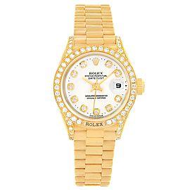 Rolex Datejust 69158 Vintage 26mm Womens Watch