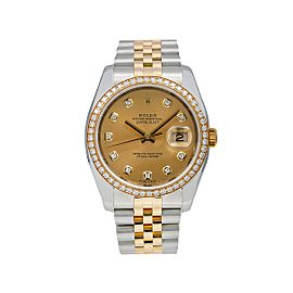 Rolex Datejust 116243 36mm Mens Watch