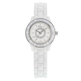 Christian Dior VIII CD1221E2C001 28mm Womens Watch