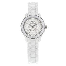 Christian Dior VIII CD1221E2C001 28mm Womens Watch