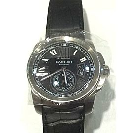 Cartier Calibre W7100041 Stainless Steel 42mm Watch