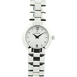 Concord 1069984 Silver Dial Stainless Steel Bracelet Womens Watch