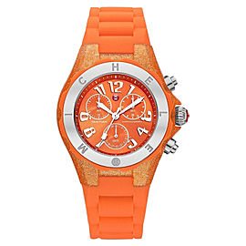 Michele MWW12F000073 Tahitian Jelly Bean Orange Watch