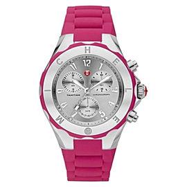 Michele MWW12F000042 Tahitian Jelly Bean Pink Watch