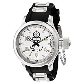 Invicta 7239 Russian Diver Rubber Band Mens Watch