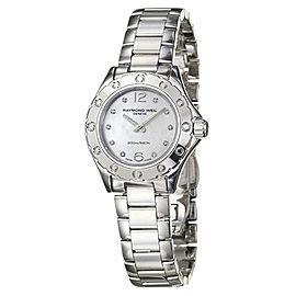 Raymond Weil 3170-ST-05985 Spirit Stainless Steel Bracelet Quartz Womens Watch