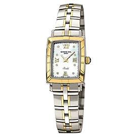 Raymond Weil 9740-STG-00995 Parsifal Diamond Dial Womens Watch