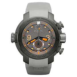 Zodiac ZMX ZO8544 Analog Display Swiss Quartz Grey Mens Watch