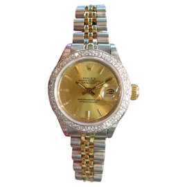 Rolex Datejust Vintage Womens Watch