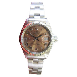 Rolex Oyster Perpetual Datejust Vintage Womens Watch