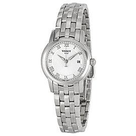Tissot T03/210 Silver Dial Stainless Steel Bracelet Quartz Womens Watch