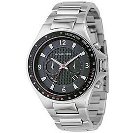 Michael Kors MK8095 Stainless Steel Black Dial Quartz 44mm Men's Watch