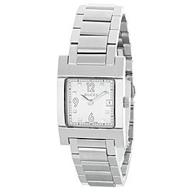 Gucci 7700L Stainless Steel 24mm Womens Watch