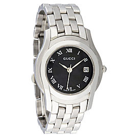 Gucci YA005302 Stainless Steel 35mm Womens Watch