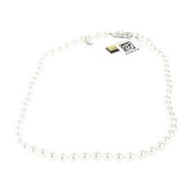 Mikimoto 18K Gold & Akoya Pearl Necklace