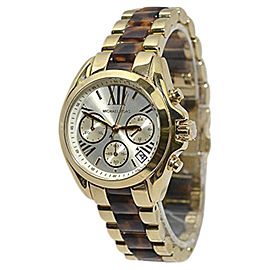 Michael Kors MK5973 Gold Tone Stainless Steel 36mm Womens Watch