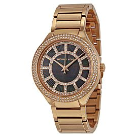 Michael Kors MK3397 Rose Gold Stainless Steel 37mm Womens Watch