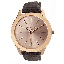 Michael Kors MK2512 Rose Gold Tone 41mm Womens Watch