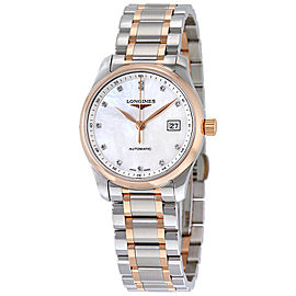 Longines L22575897 Rose Gold / Stainless Steel 29mm Womens Watch