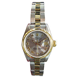 Rolex Datejust Yellow Gold and Stainless Steel 25mm Womens Watch