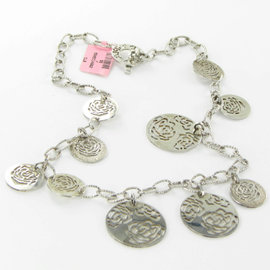 Pianegonda 925 Sterling Silver Tender Love Necklace