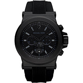 Michael Kors MK8152 Black Ion Plated Stainless Steel 47.90mm Mens Watch