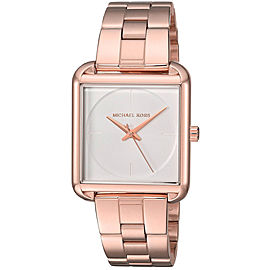 Michael Kors MK3645 Rose Gold Stainless Steel Quartz 32mm Womens Watch