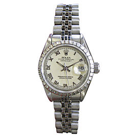 Rolex Datejust 69190 26mm Womens Watch