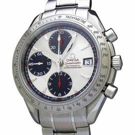 Omega Speedmaster Day-Date Chronograph Date 3211.31 40mm Mens Watch