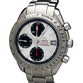 Omega Speedmaster Day-Date Chronograph Date 3211.31 40mm Mens Watch QL109