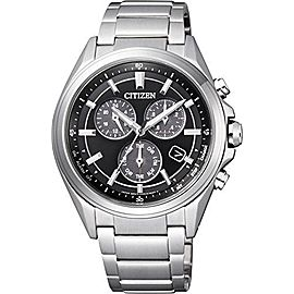 Citizen Attesa Atessa Eco-Drive BL5530-57E Titanium 39mm Mens Watch