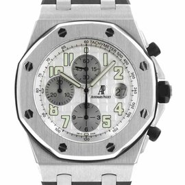 Audemars Piguet Royal Oak Offshore 26020ST.OO.D001IN.02.A Stainless Steel Automatic 42mm Mens Watch