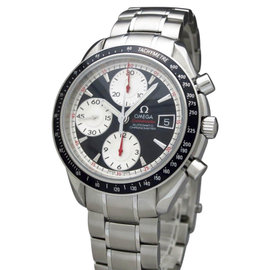 Omega Speedmaster Date Chronograph 3210.51 40mm Mens Watch
