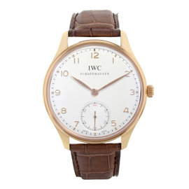 IWC Portuguese IW545409 44mm Mens Watch