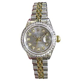 Rolex Datejust 69173 Vintage 25mm Womens Watch