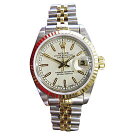 Rolex Oyster Perpetual 69173 Vintage 26mm Womens Watch
