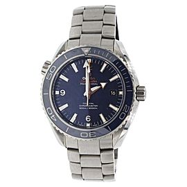 Omega Seamaster Planet Ocean Co-Axial 232.90.42.21.03.001 42mm Mens Watch