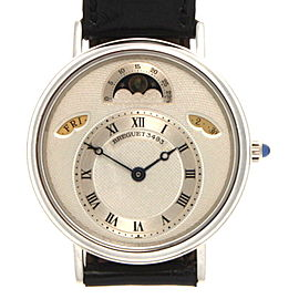 Breguet Moonphase Classique 3330 35.8mm Unisex Watch