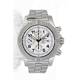 Breitling Super Avenger A13370 Mens 48mm Watch