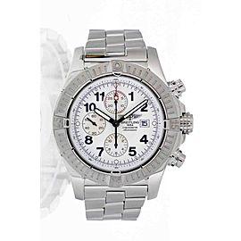 Breitling Super Avenger A13370 Mens 48mm Watch