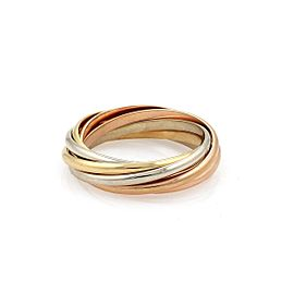 Cartier Trinity Ring Size 6.5