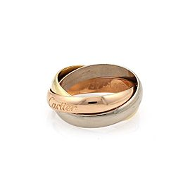 Cartier TRINITY Ring Size 4.5