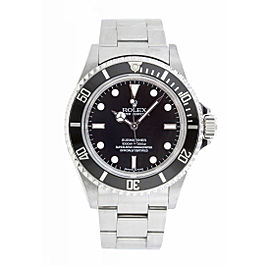 Rolex Submariner 40mm Womens Watch