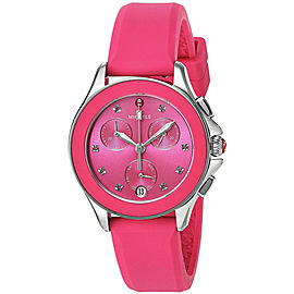 Michele Cape MWW27C000010 33mm Womens Watch