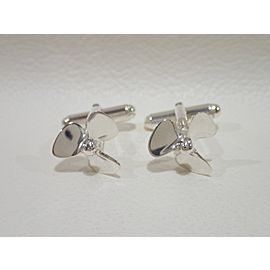 Tiffany & Co. Sterling Silver Cufflinks