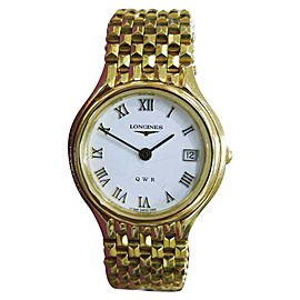 Longines QWR Date Vintage 25mm Womens Watch
