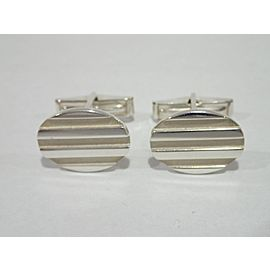 Tiffany & Co. 925 Sterling Silver Cufflinks