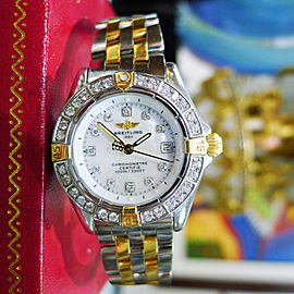 Breitling Callisto A72345 28mm Womens Watch