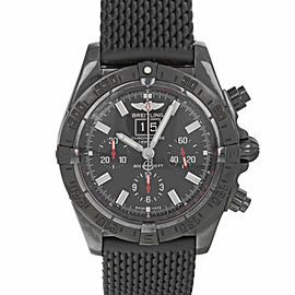 Breitling Limited Edition Windrider Blackbird M44359 Swiss 44mm Mens Watch