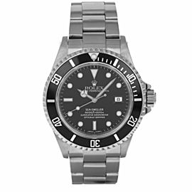 Rolex Sea-Dweller 16600 40mm Mens Watch